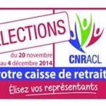 Elections à la Caisse de Retraite