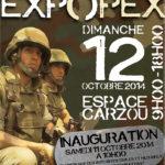 Une exposition militaire originale ce week-end