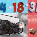 Des images 3D originales sur la guerre 14-18