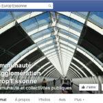 Europ'Essonne sur Facebook