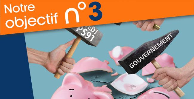 Départementales – Objectif 3 : Défendre vos finances