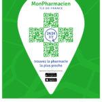 Trouvez la pharmacie la plus proche