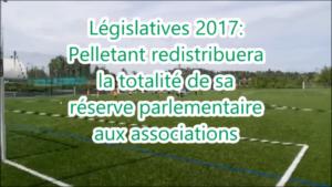 Redistribuer ma réserve parlementaire aux associations