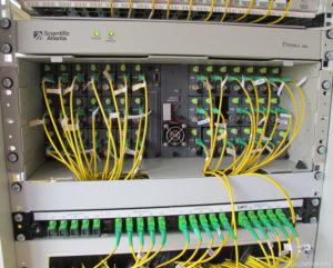 Incident sur le réseau de la fibre