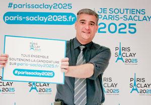 Oui nous voulons Paris-Saclay 2025 !