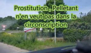 Non à la prostitution dans notre circonscription