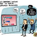 Dessins de presse : les tops de la semaine