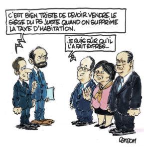 Le Parisien 20 novembre