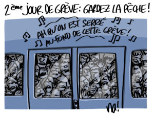 Les dessins d'avril