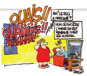 Le Parisien 20 septembre