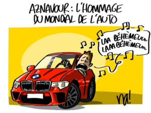 Best of des dessins de presse