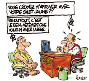 Le Parisien 6 decembre