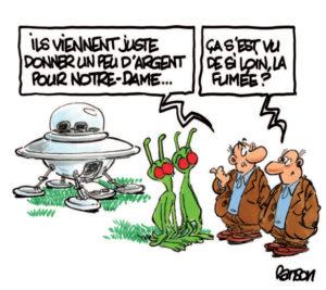 Le Parisien 17 avril