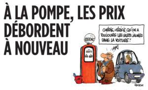 Le Parisien 6 mai