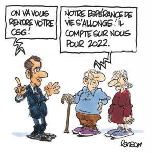 Ranson - Le Parisien 9 mai